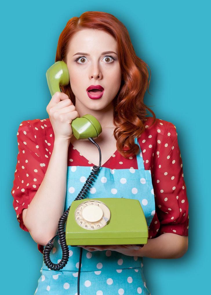 telefonansagen