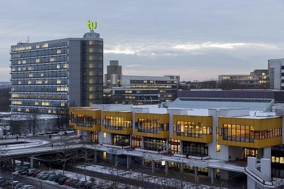 1 Campus Und Gebaeude Mathematikgebaeude Foto Tu Dortmund Roland Baege 3 1