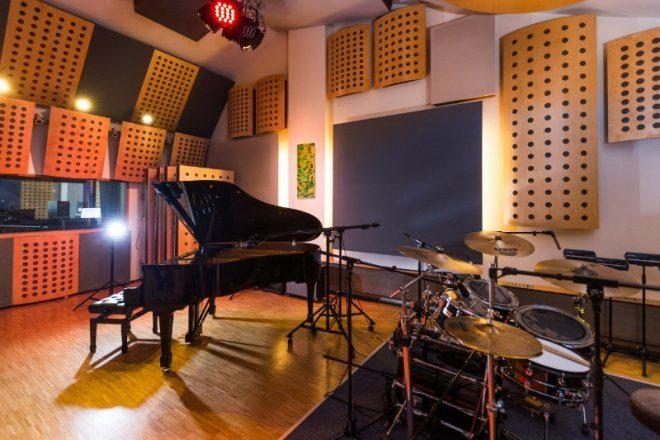 Aufnahme Eder2 Drums Piano
