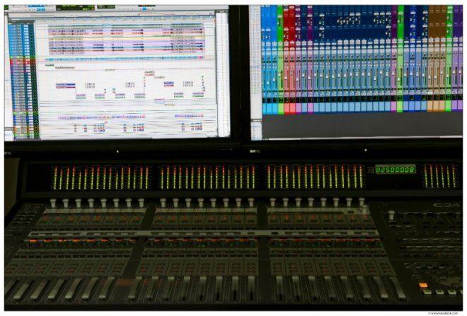 B Studio Mischpult Beck
