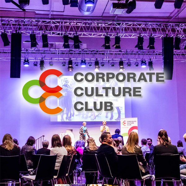 Vortrag im Corporate Culture Club